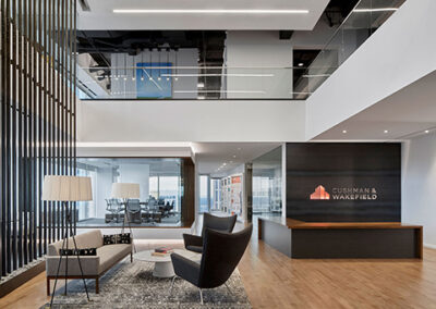 Cushman & Wakefield Atlanta Office